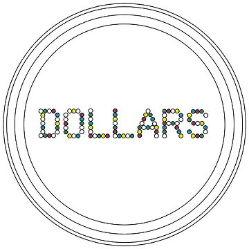 Durarara Dollars Logo (Pick Any Background Color) by aeroblu