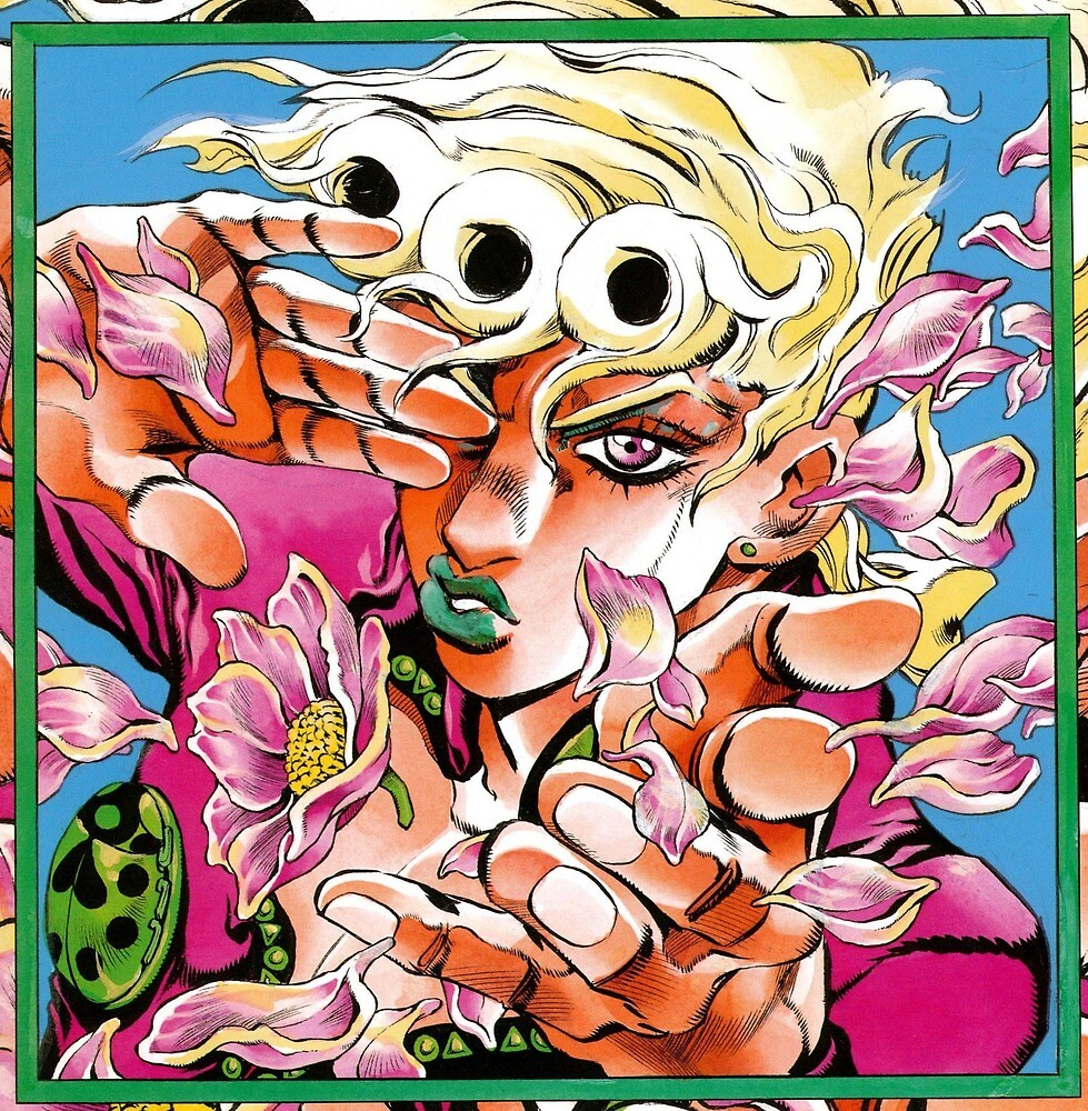 Giorno  by Paarthuunax