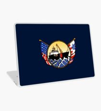 Flags Series - US Coast Guard Buoy Tender Laptop Skin