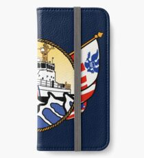 Flags Series - US Coast Guard 87 WPB iPhone Wallet/Case/Skin
