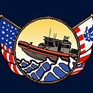 Flags Series - US Coast Guard 33 SPC-LE by AlwaysReadyCltv
