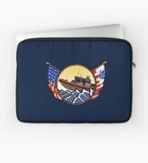 Flags Series - US Coast Guard 33 SPC-LE Laptop Sleeve