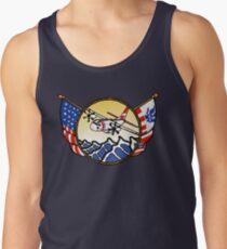 Flags Series - US Coast Guard C-27 Spartan Tank Top
