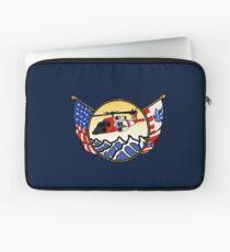 Flags Series - US Coast Guard MH-60 Jayhawk Laptop Sleeve