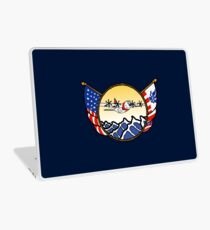 Flags Series - US Coast Guard C-130 Hercules Laptop Skin