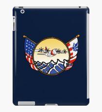 Flags Series - US Coast Guard C-130 Hercules iPad Case/Skin
