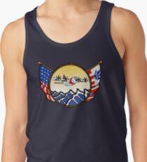 Flags Series - US Coast Guard C-130 Hercules Tank Top