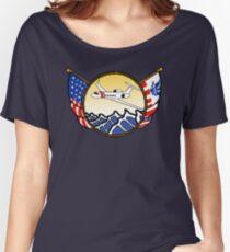 Flags Series - US Coast Guard HU-25 Guardian Relaxed Fit T-Shirt