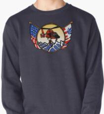 Flags Series - US Coast Guard HH-65 Swimmer Hoist Pullover Sweatshirt