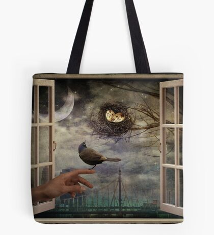 Expecting... Tote Bag