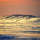 Surfers Gold by kevin smith  skystudiohawaii