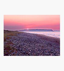 Atlantic Sunrise Photographic Print