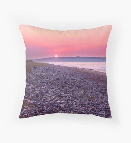 Atlantic Sunrise Throw Pillow