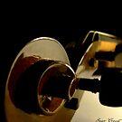 Music In The Dark by Sean Crease