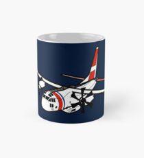 US Coast Guard C-27 Spartan Classic Mug