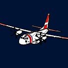 US Coast Guard C-27 Spartan by AlwaysReadyCltv