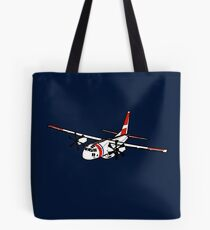 US Coast Guard C-27 Spartan Tote Bag