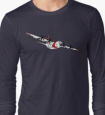 US Coast Guard C-130 Hercules Long Sleeve T-Shirt