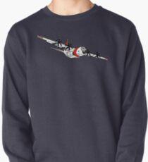 US Coast Guard C-130 Hercules Pullover Sweatshirt