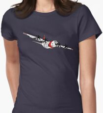 US Coast Guard C-130 Hercules Fitted T-Shirt