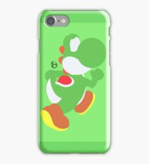 Yoshi - Super Smash Bros. iPhone Case/Skin