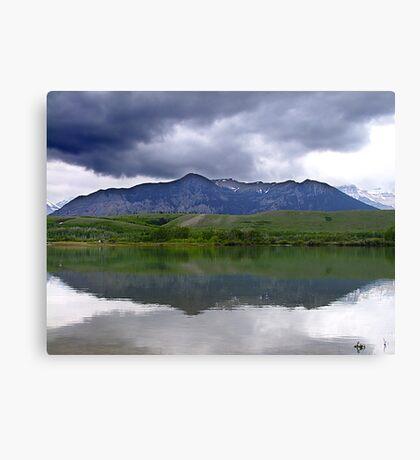 Lake Maskinonge Canvas Print