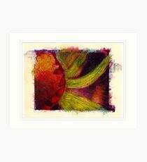 """Water Color Flower"" Art Print"