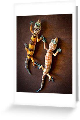 """Gecko Love"" by Whitney Mason"