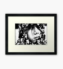 Surreptitious Framed Print