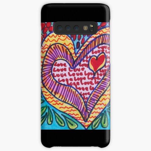 Zen Heart Samsung Galaxy Snap Case
