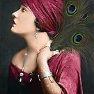Gloria Swanson by Donna Ingham