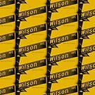 Wilson Avenue F8C200 Black Pasadena CA by MWP by MistahWilson
