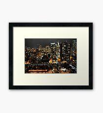 Downtown Toronto -15 Framed Print
