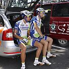 Pre race - Stage Four - Norwood - Tour Down Under by chijude