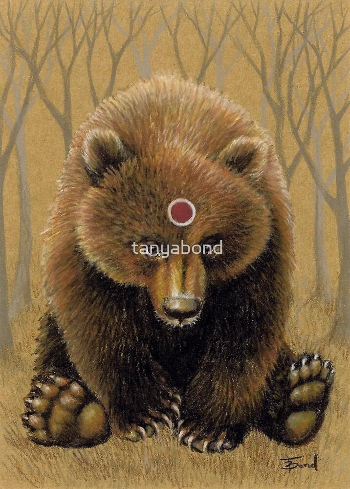Mr Bear by tanyabond