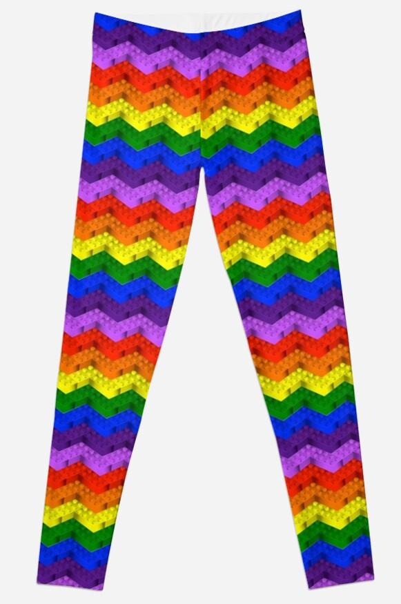 Rainbow Bricks by GalletaRaton