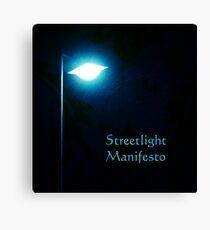 Streetlight Manifesto Leinwanddruck