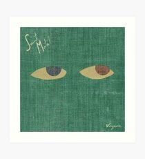 Saint Motel Voyeur Art Print