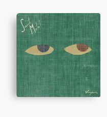 Saint Motel Voyeur Canvas Print