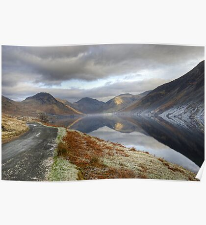 The Wasdale Road Poster