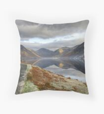 The Wasdale Road Throw Pillow