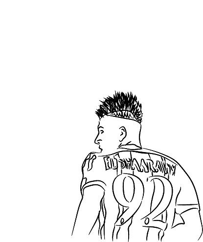 El Shaarawy Illustration by ilfaraone22