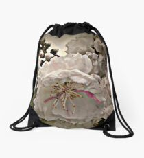 blossom Drawstring Bag