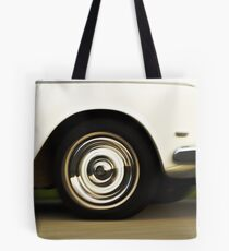 Roller in Motion Tote Bag