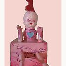 baby thoughts, 2011 by Thelma Van Rensburg