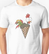 Eat My Cock.... in a Cone Unisex T-Shirt