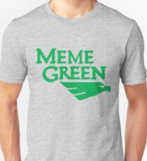Meme Green UNT Unisex T-Shirt