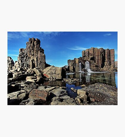 Fortress of Stone  Photographic Print