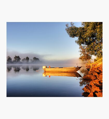Tranquil Anchorage  Photographic Print