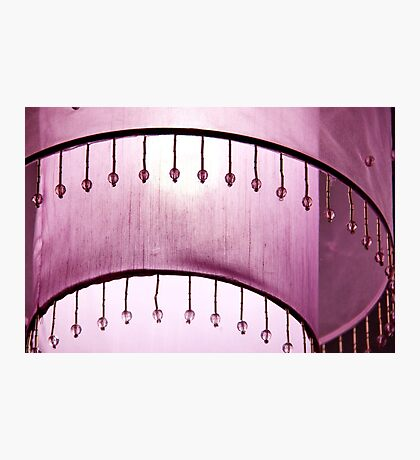 Pink patterns Photographic Print